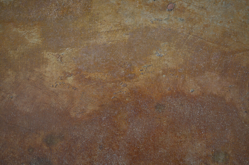 Concrete Floor in Warm Colors
