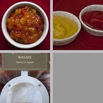 Condiments photographs