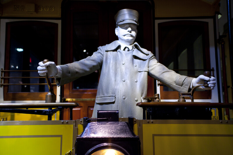 Conductor and Streetcar