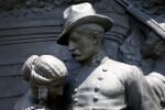 Confederate Major Leaving for War