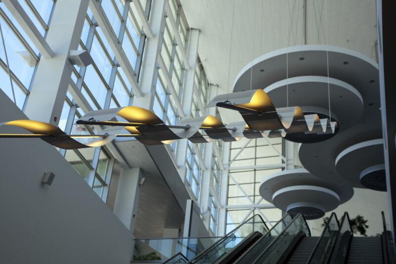 Convention Center Art
