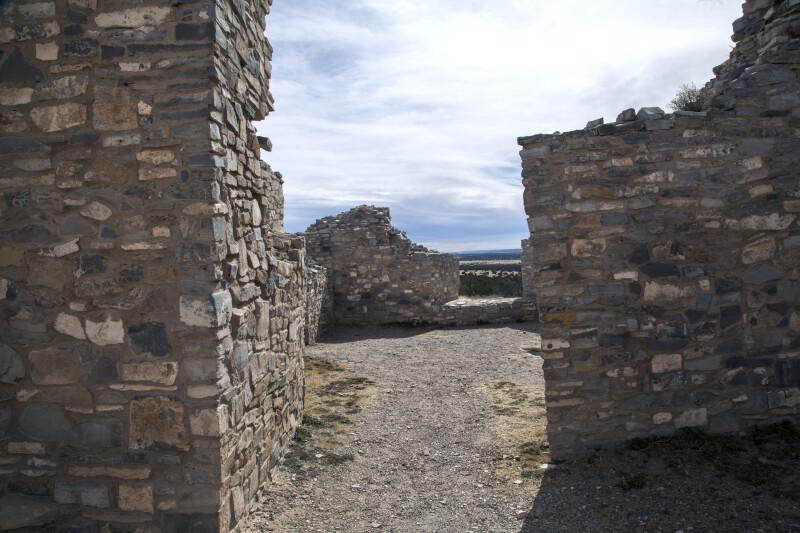 Convento from Church of San Buenaventura