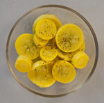 Cooked Yellow Summer Squash