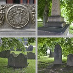 Copp's Hill Burying Ground photographs