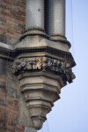 Corbel at New Town Hall