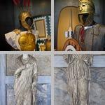 Costume-Classical Roman & Greek photographs