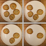 Counting Chocolate Chip Cookies photographs