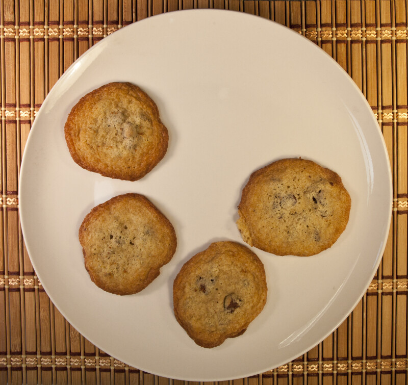 Counting Cookies 4