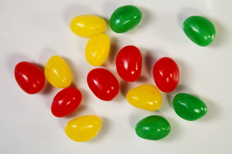 Counting Jelly Beans 14