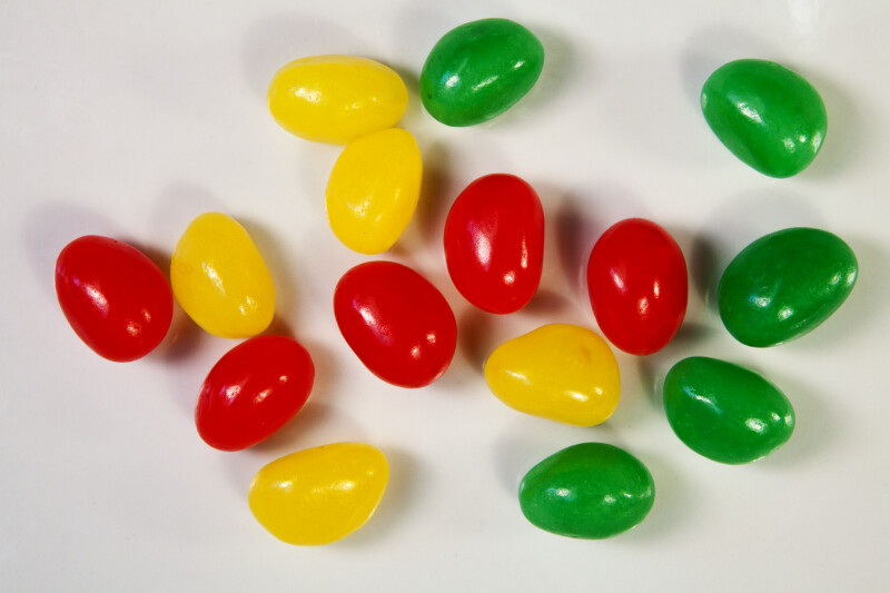 Counting Jelly Beans 15