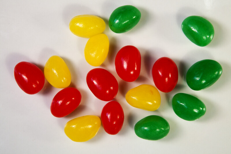 Counting Jelly Beans 16