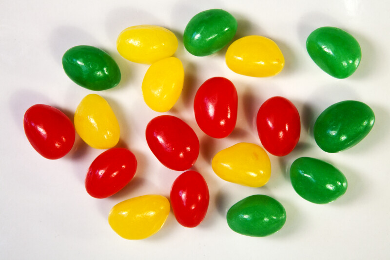 Counting Jelly Beans 18