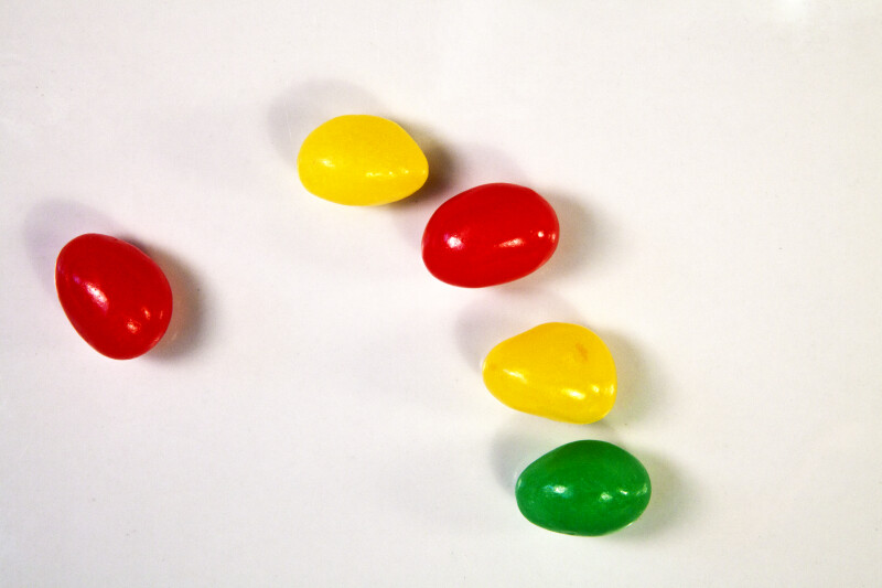 Counting Jelly Beans 5