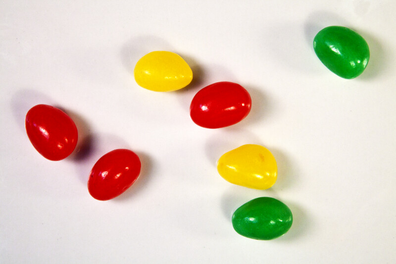 Counting Jelly Beans 7