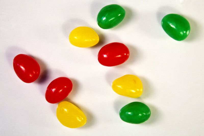 Counting Jelly Beans 9