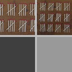 Counting Matches photographs