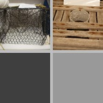 Crab Traps photographs