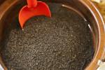 Crushed Turkish Tea Leaves