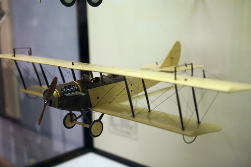 "Curtiss JN-4D ""Jenny"""