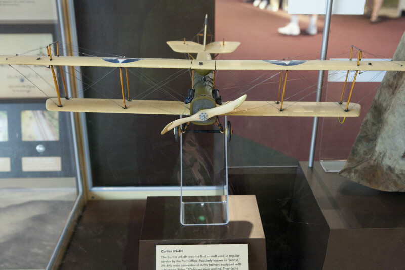 Curtiss JN-4H