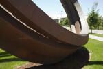 Curving Sculpture