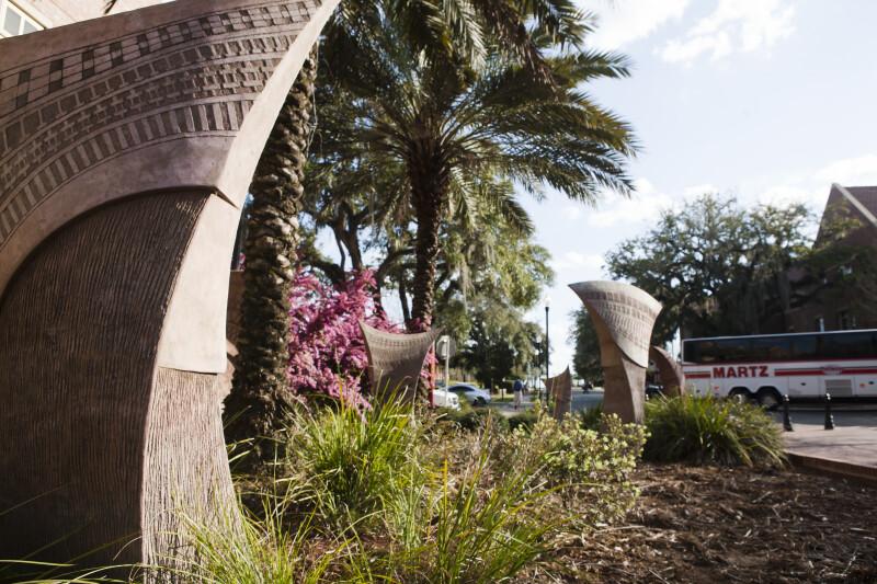 Curving Sculptures