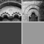 Cusped arches photographs