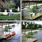 Cypress Gardens photographs