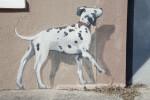 Dalmatian Painting