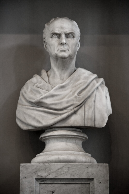 Daniel Webster Bust