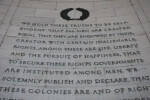 Declaration of Independence Engraving
