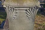 Decorative Elements on a Concrete Pedestal