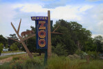 Denver Zoo Sign