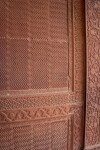 Designs in Red Sand Stone