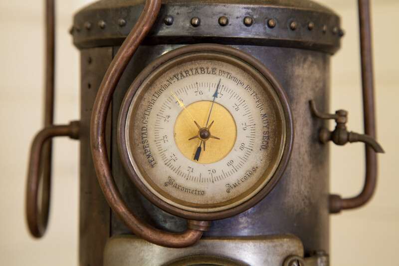 Detail of Barometer