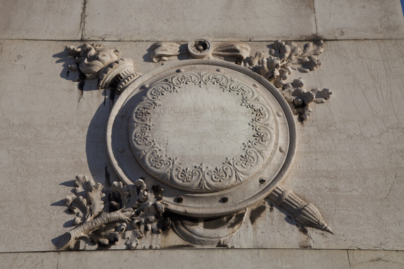 Detail of Relief on the Monument to Vittorio Emanuele II