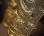 Detail of Shin Guard