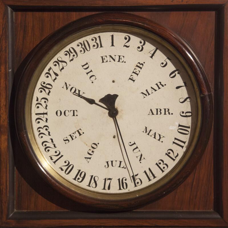 Detail of Wall Clock