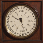 Detail of Wall Clock