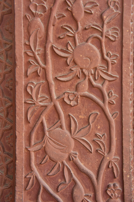 Details of the Floral Designs