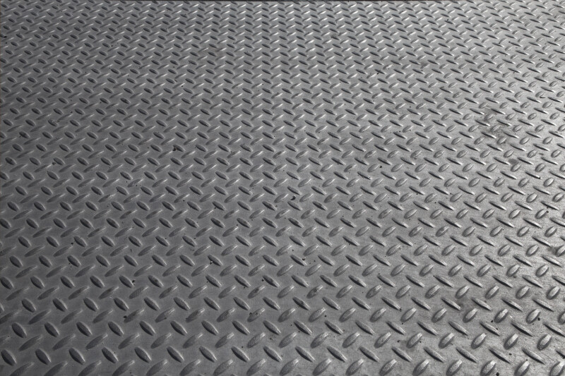 Diamond Plate in Perspective