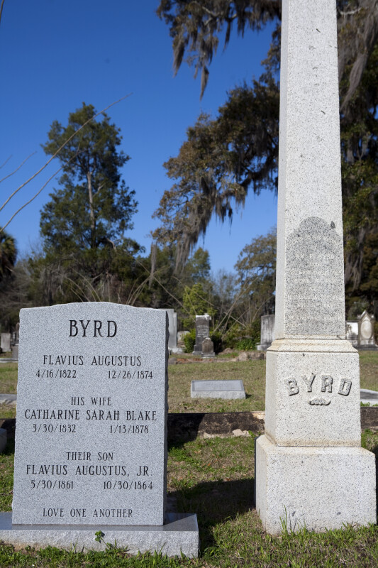 Different Types of Byrd Headstones