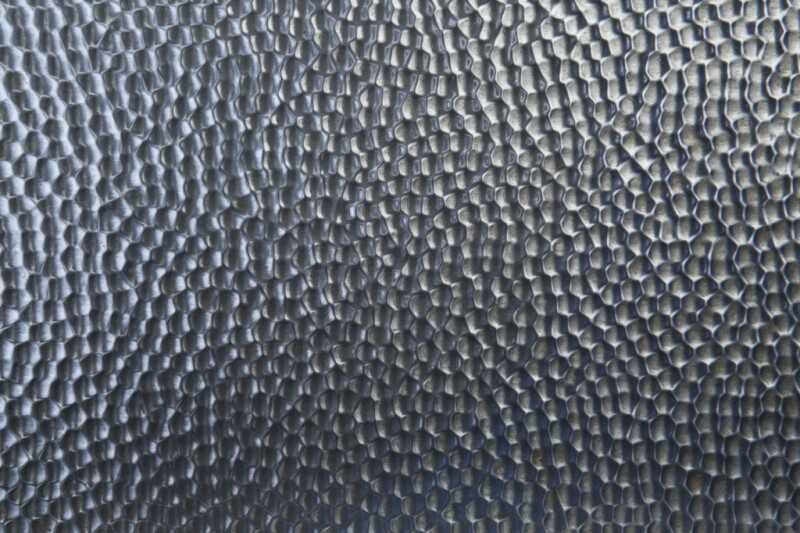 Dimpled Metal Pattern