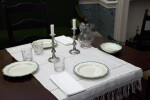 Dinnerware on the Table
