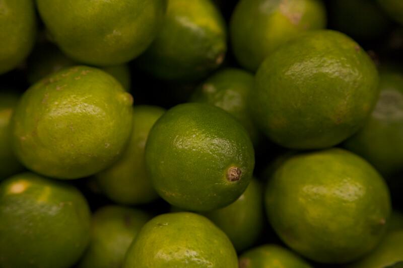 Display of Limes