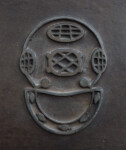 Diving Helmet Logo