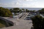 Dock at Biscayne National Park