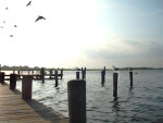 Dock at Seaside Heights