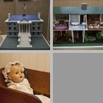 Dollhouses photographs