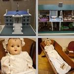 Dolls & Miniatures photographs
